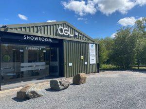Front of Showroom 4